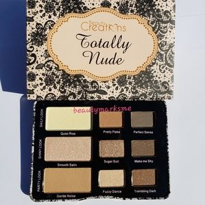 Totally Nude 9 color palette by Beauty Creations